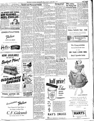 The Daily Register from Harrisburg, Illinois on February 3, 1948 · Page 3