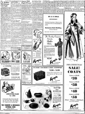The News from Frederick, Maryland on December 3, 1951 · Page 5