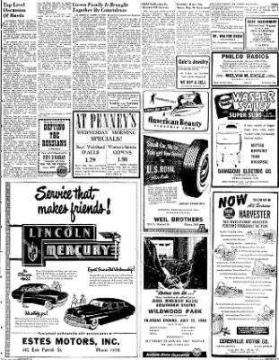 The News from Frederick, Maryland on July 20, 1948 · Page 3