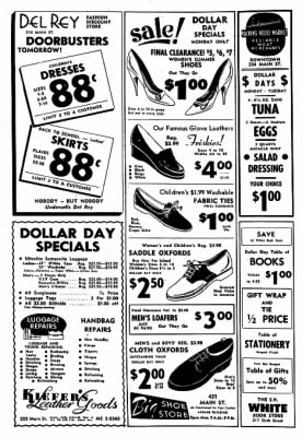 The Racine Journal-Times Sunday Bulletin from Racine, Wisconsin on August 2, 1959 · Page 54