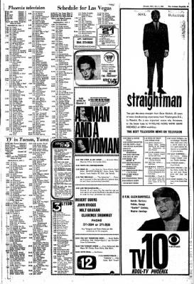 Arizona Republic from Phoenix, Arizona on November 5, 1969 · Page 77