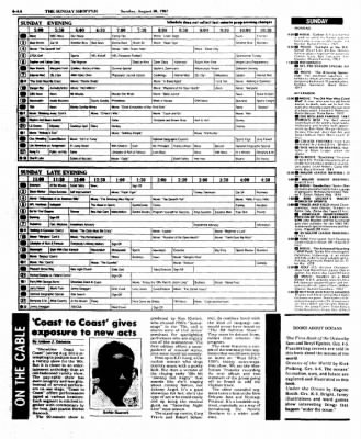 The Baytown Sun from Baytown, Texas on August 30, 1987 · Page 43