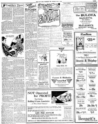 The News from Frederick, Maryland on May 31, 1932 · Page 3