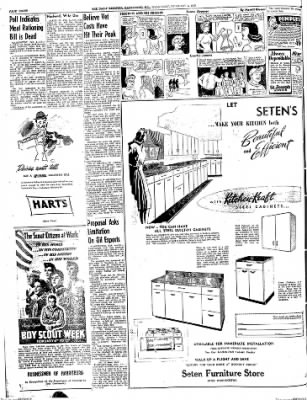 The Daily Register from Harrisburg, Illinois on February 4, 1948 · Page 8