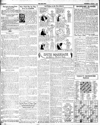 The Paris News from Paris, Texas on August 1, 1934 · Page 4