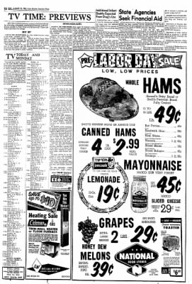 Lake Charles American-Press from Lake Charles, Louisiana on August 26, 1962 · Page 12