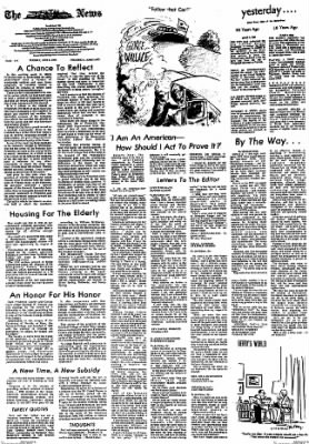 The News from Frederick, Maryland on June 9, 1970 · Page 4