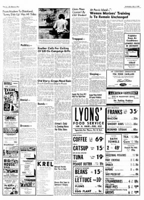 The Baytown Sun from Baytown, Texas on July 4, 1956 · Page 6