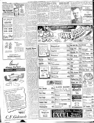 The Daily Register from Harrisburg, Illinois on February 5, 1948 · Page 6