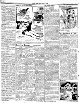 Lubbock Morning Avalanche from Lubbock, Texas on March 24, 1942 · Page 5