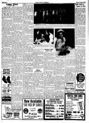 Alton Evening Telegraph from Alton, Illinois on April 24, 1953 · Page 8