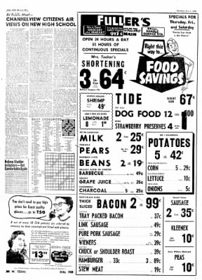 The Baytown Sun from Baytown, Texas on July 5, 1956 · Page 4