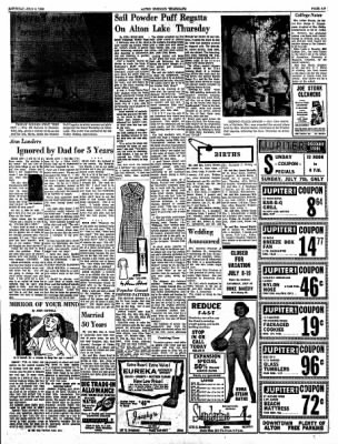 Alton Evening Telegraph from Alton, Illinois on July 6, 1968 · Page 9