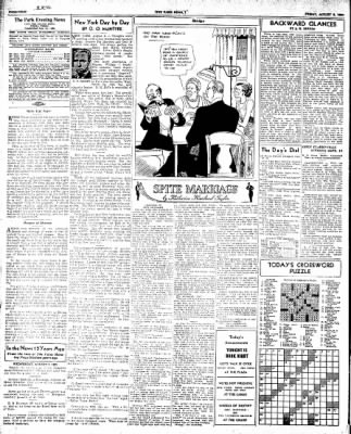The Paris News from Paris, Texas on August 3, 1934 · Page 4
