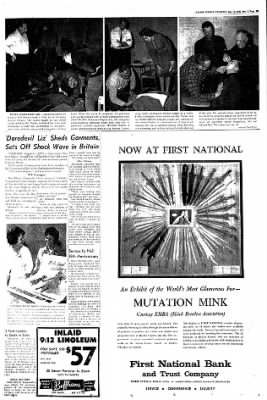 The Racine Journal-Times Sunday Bulletin from Racine, Wisconsin on January 14, 1962 · Page 10