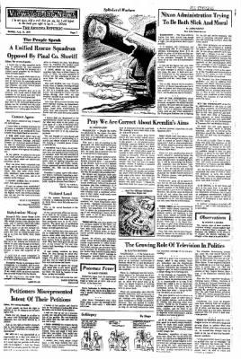Arizona Republic from Phoenix, Arizona on August 16, 1970 · Page 16