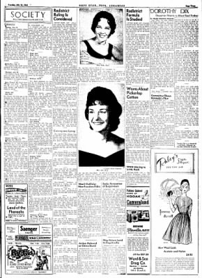 Hope Star from Hope, Arkansas on July 18, 1961 · Page 3