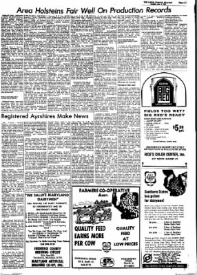 The News from Frederick, Maryland on June 9, 1970 · Page 21