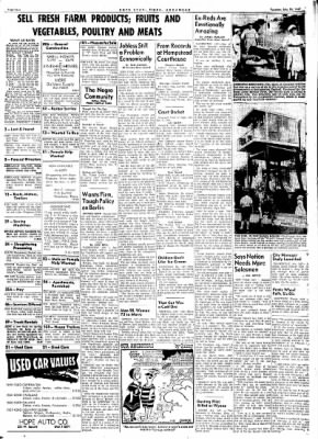 Hope Star from Hope, Arkansas on July 18, 1961 · Page 4