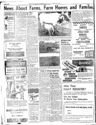 The Daily Register from Harrisburg, Illinois on February 7, 1948 · Page 4