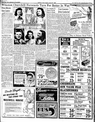 Lubbock Morning Avalanche from Lubbock, Texas on March 27, 1942 · Page 3