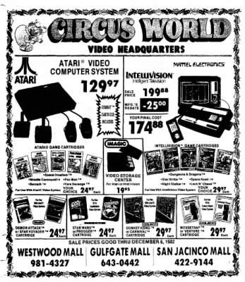 The Baytown Sun from Baytown, Texas on December 1, 1982 · Page 61