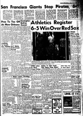 Clovis News-Journal from Clovis, New Mexico on May 12, 1966 · Page 9