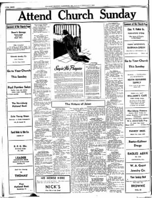 The Daily Register from Harrisburg, Illinois on February 7, 1948 · Page 8
