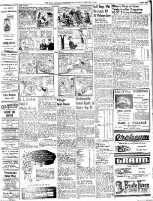 The Daily Register from Harrisburg, Illinois on February 9, 1948 · Page 5