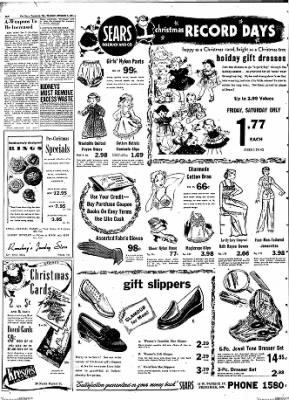 The News from Frederick, Maryland on December 6, 1951 · Page 2