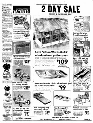 Freeport Journal-Standard from Freeport, Illinois on July 3, 1968 · Page 3