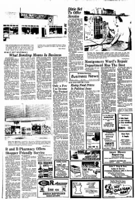 Pampa Daily News from Pampa, Texas on June 27, 1972 · Page 6