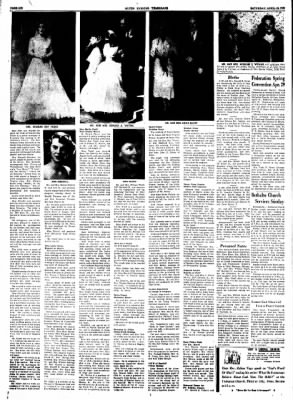 Alton Evening Telegraph from Alton, Illinois on April 25, 1953 · Page 6