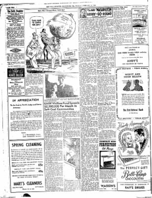 The Daily Register from Harrisburg, Illinois on February 10, 1948 · Page 2