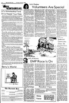 The Baytown Sun from Baytown, Texas on December 2, 1982 · Page 4