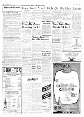 The Baytown Sun from Baytown, Texas on July 6, 1956 · Page 6