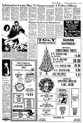 The Baytown Sun from Baytown, Texas on December 2, 1982 · Page 5