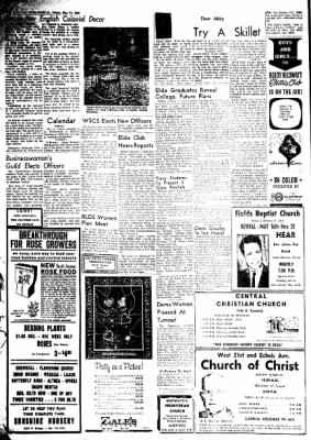 Clovis News-Journal from Clovis, New Mexico on May 13, 1966 · Page 4