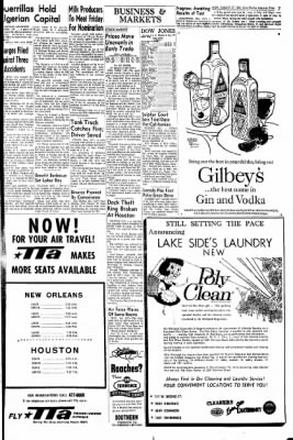Lake Charles American-Press from Lake Charles, Louisiana on August 27, 1962 · Page 7
