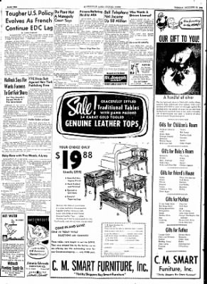 The Courier News from Blytheville, Arkansas on December 15, 1953 · Page 2