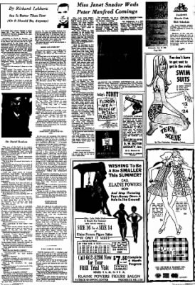 The News from Frederick, Maryland on June 10, 1970 · Page 21