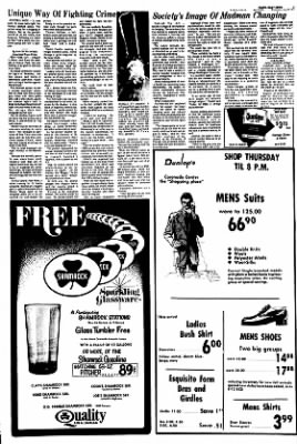Pampa Daily News from Pampa, Texas on June 28, 1972 · Page 3