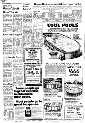 Arizona Republic from Phoenix, Arizona on June 18, 1970 · Page 123