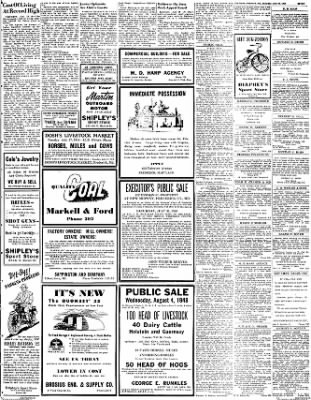The News from Frederick, Maryland on July 24, 1948 · Page 7