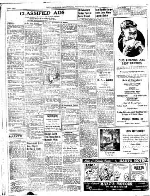 The Daily Register from Harrisburg, Illinois on February 11, 1948 · Page 4