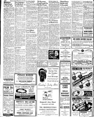 The News from Frederick, Maryland on July 24, 1948 · Page 8