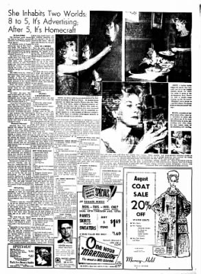 The Racine Journal-Times Sunday Bulletin from Racine, Wisconsin on August 9, 1959 · Page 23