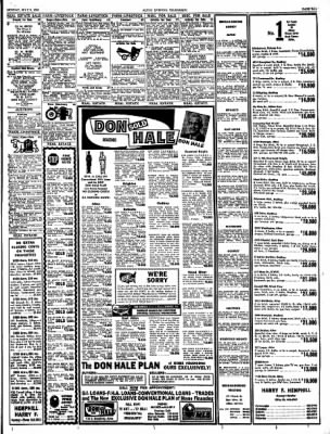 Alton Evening Telegraph from Alton, Illinois on July 8, 1968 · Page 22