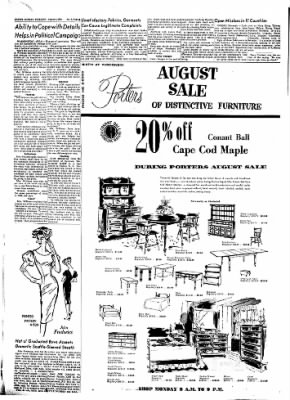 The Racine Journal-Times Sunday Bulletin from Racine, Wisconsin on August 9, 1959 · Page 26
