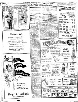 The Daily Register from Harrisburg, Illinois on February 12, 1948 · Page 2